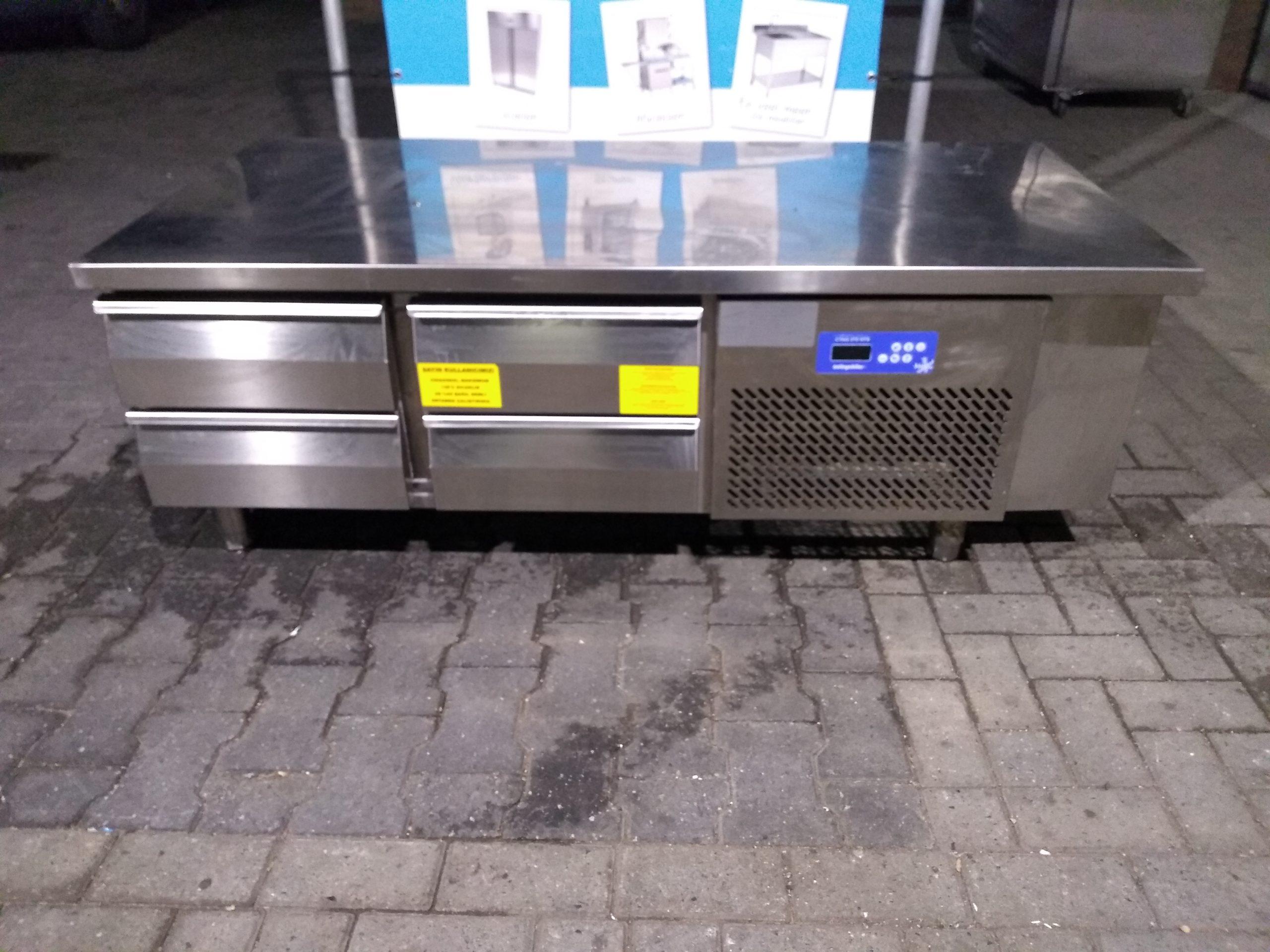 Oztiryakiler ctag 270 nts 4 lade koelwerkbank Image